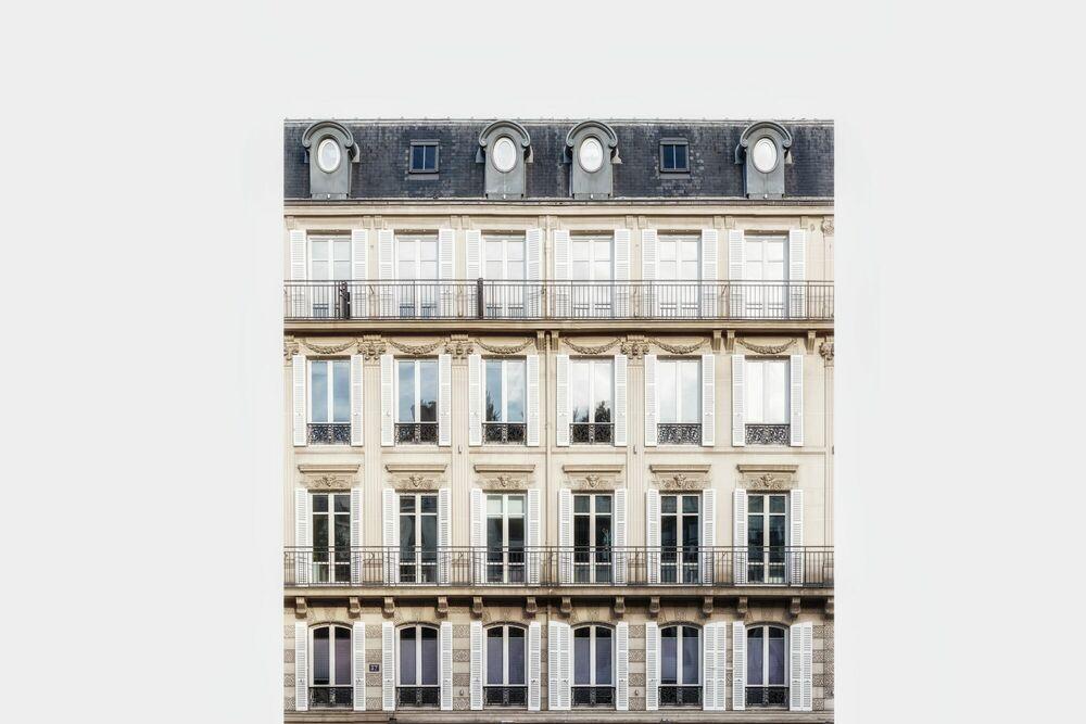 Photograph 37 RUE DE LA PEROUSSE -  LDKPHOTO - Picture painting