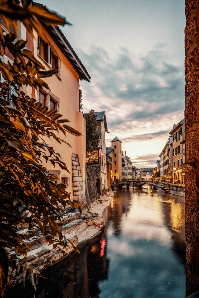 Photograph ANNECY-THIOU -  LDKPHOTO - Picture painting