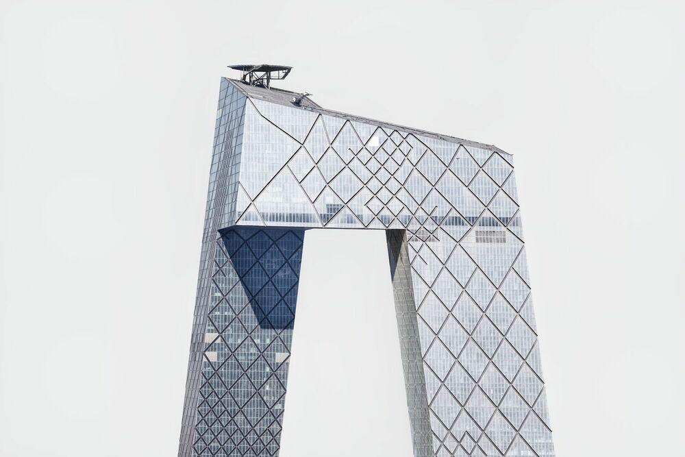 Fotografia CCTV TOWER II -  LDKPHOTO - Pittura di immagini