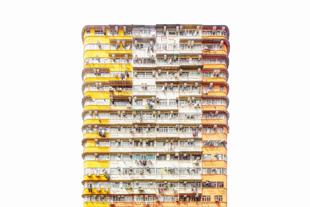 Fotografia GILLIES AVENUE -  LDKPHOTO - Pittura di immagini
