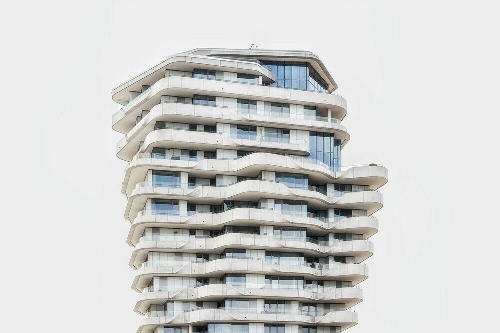 Fotografia HAMBURG - MARCO POLO TOWER -  LDKPHOTO - Pittura di immagini
