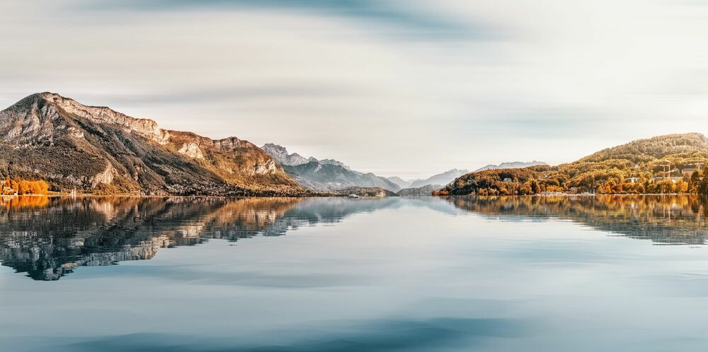 Photograph LAC D ANNECY I -  LDKPHOTO - Picture painting