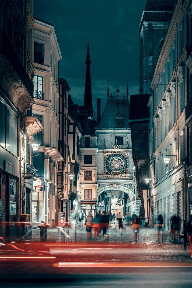 Photograph LE GROS-HORLOGE -  LDKPHOTO - Picture painting