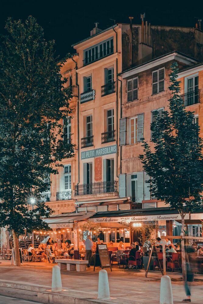 Photographie LE PETIT MARSEILLAIS -  LDKPHOTO - Tableau photo