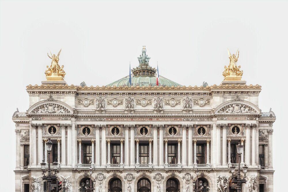 Fotografia OPÉRA GARNIER -  LDKPHOTO - Pittura di immagini