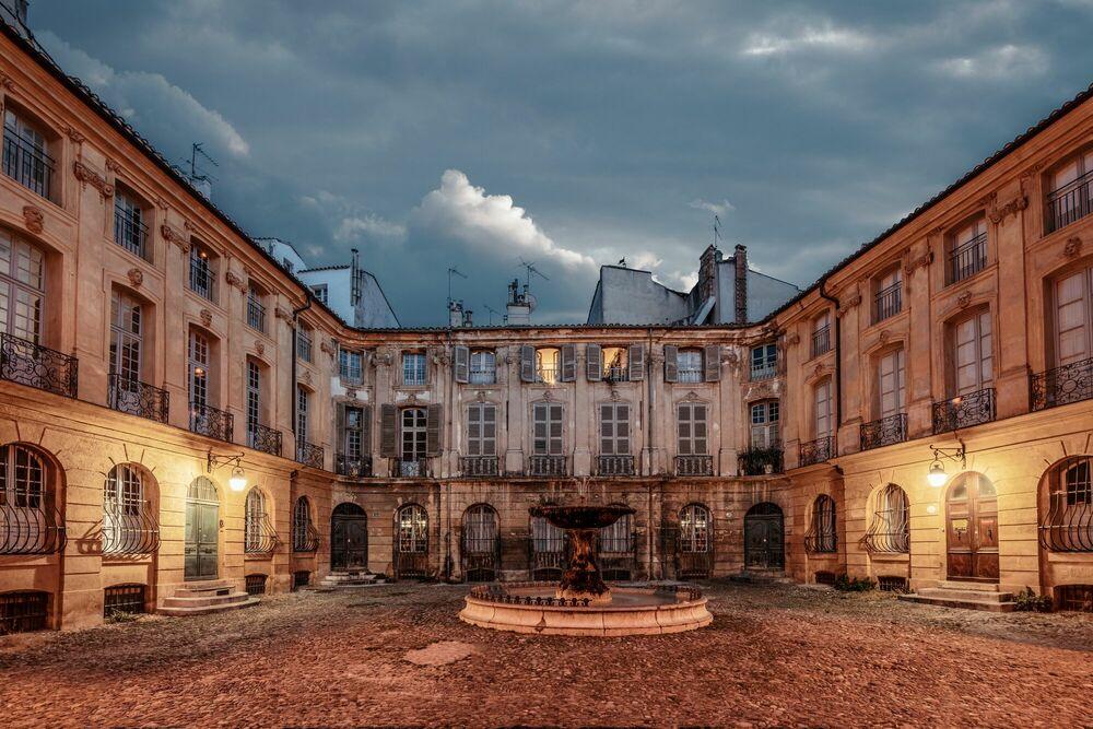 Fotografie PLACE D ALBERTAS I -  LDKPHOTO - Bildermalerei