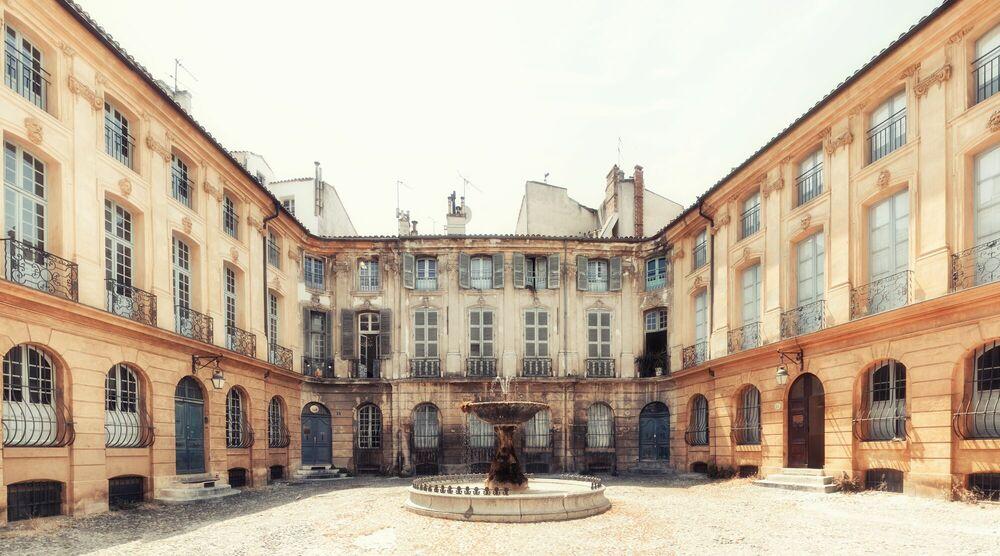 Fotografia PLACE D ALBERTAS II -  LDKPHOTO - Pittura di immagini