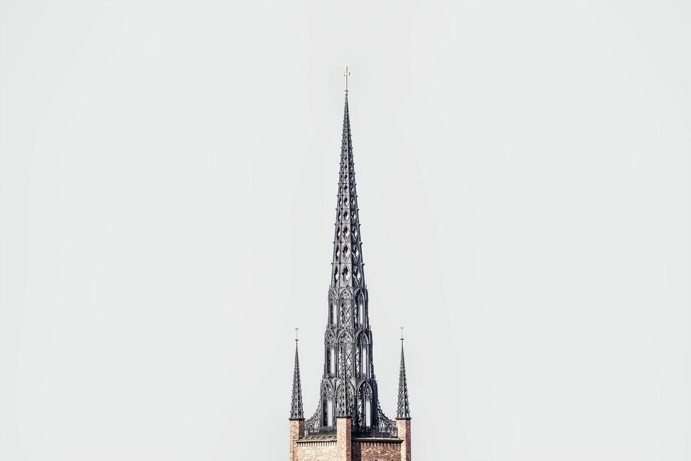Fotografia RIDDARHOLMSKYRKAN -  LDKPHOTO - Pittura di immagini