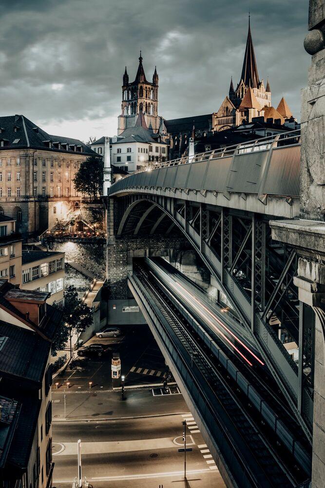 Fotografie SUPERPOSITION -  LDKPHOTO - Bildermalerei
