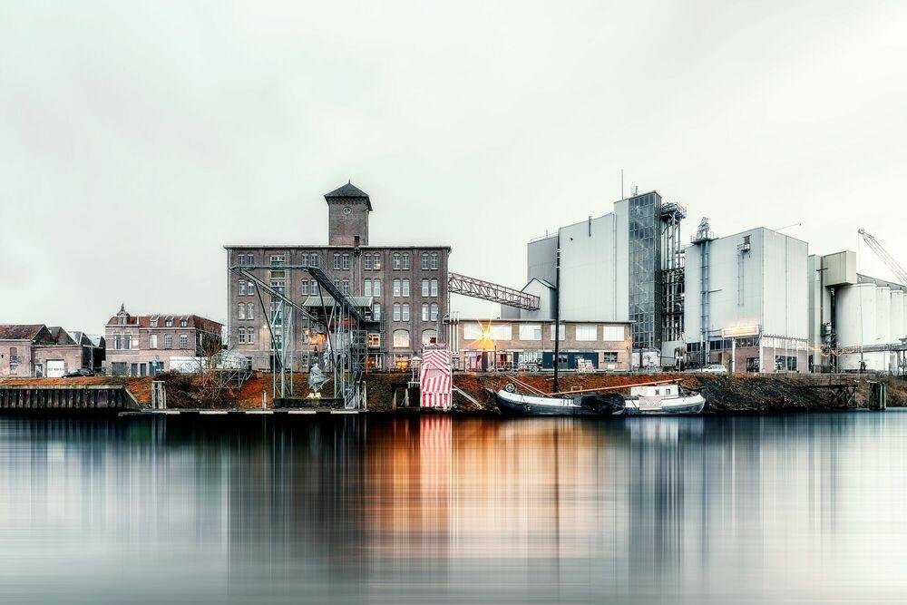 Fotografie TRAMKADE -  LDKPHOTO - Bildermalerei