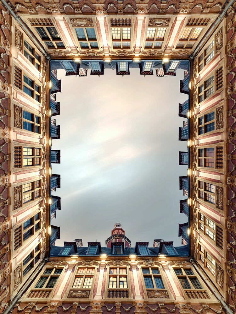 Photographie VIEILLE BOURSE II -  LDKPHOTO - Tableau photo