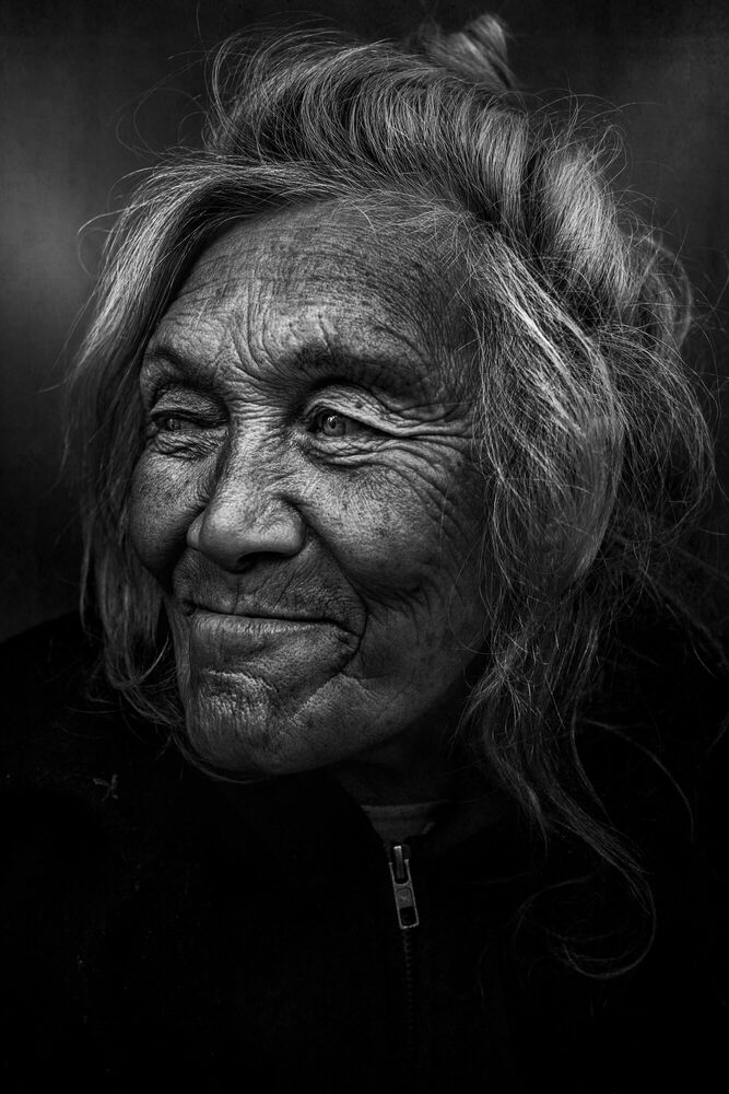 Photograph ARLENE - LEE JEFFRIES - Picture painting