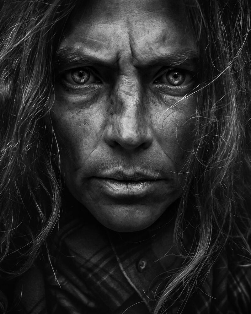 Photographie BRITTANY - LEE JEFFRIES - Tableau photo