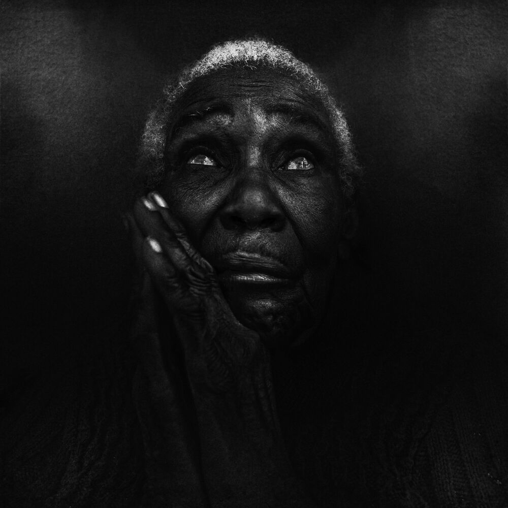 Photograph Miami - LEE JEFFRIES - Picture painting