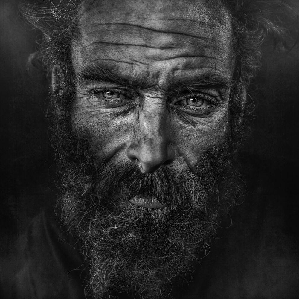 Fotografie SKID ROW V - LEE JEFFRIES - Bildermalerei