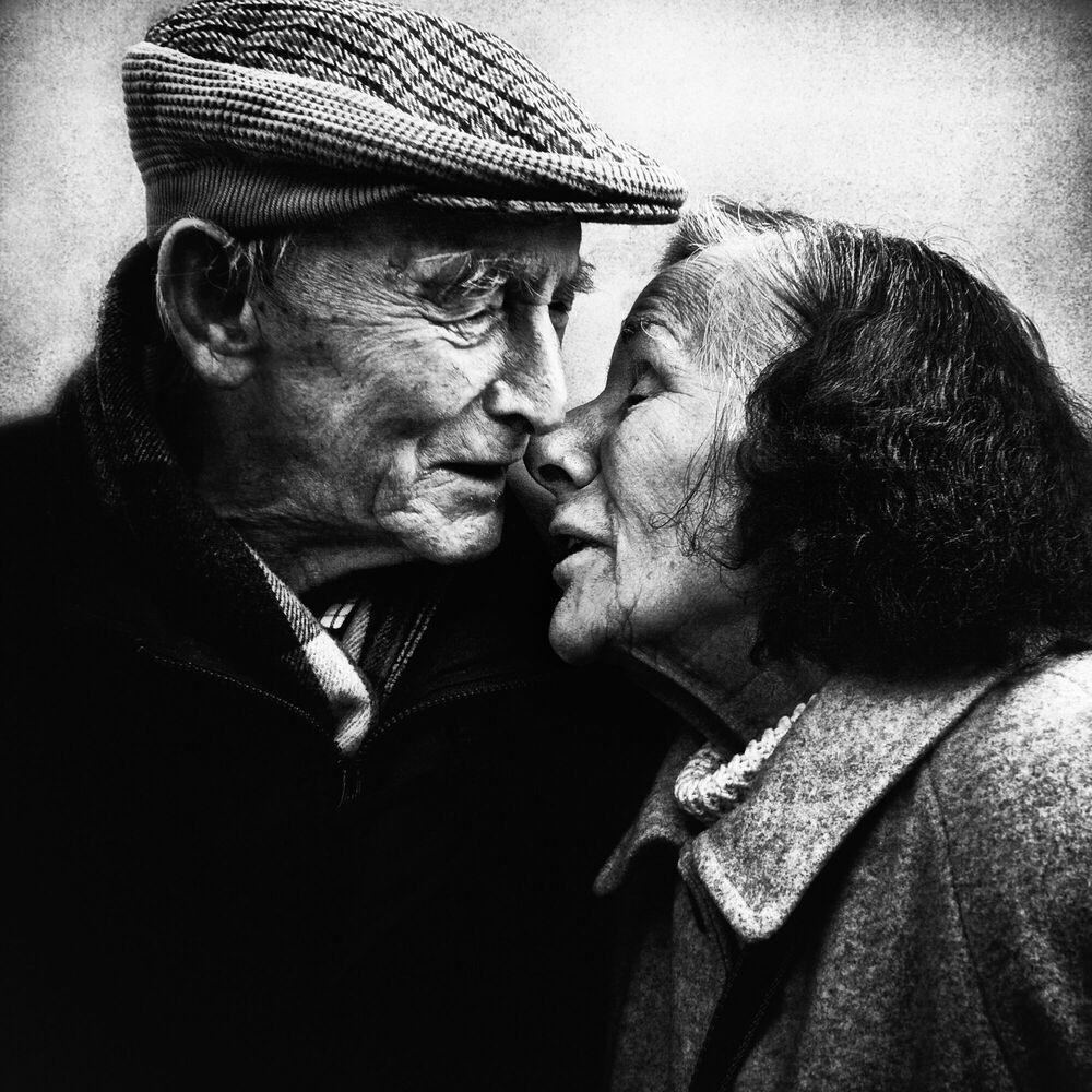 Photographie THAT MOMENT JUST BEFORE - LEE JEFFRIES - Tableau photo