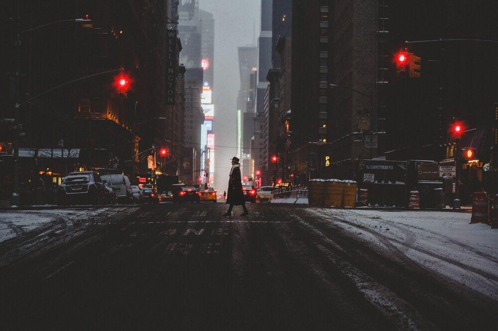 Photographie NEW YORK WALK - LUC KORDAS - Tableau photo