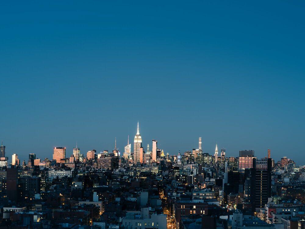 Fotografia A SWEET NIGHT - LUDWIG FAVRE - Pittura di immagini