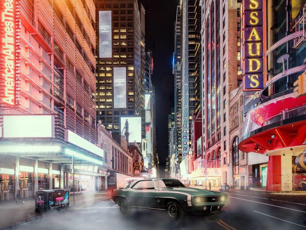 Fotografie DRIVE - LUDWIG FAVRE - Bildermalerei
