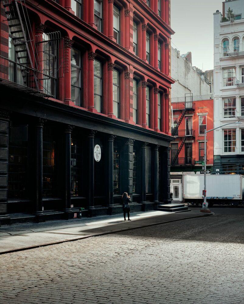 Fotografie NEW YORK SOHO - LUDWIG FAVRE - Bildermalerei