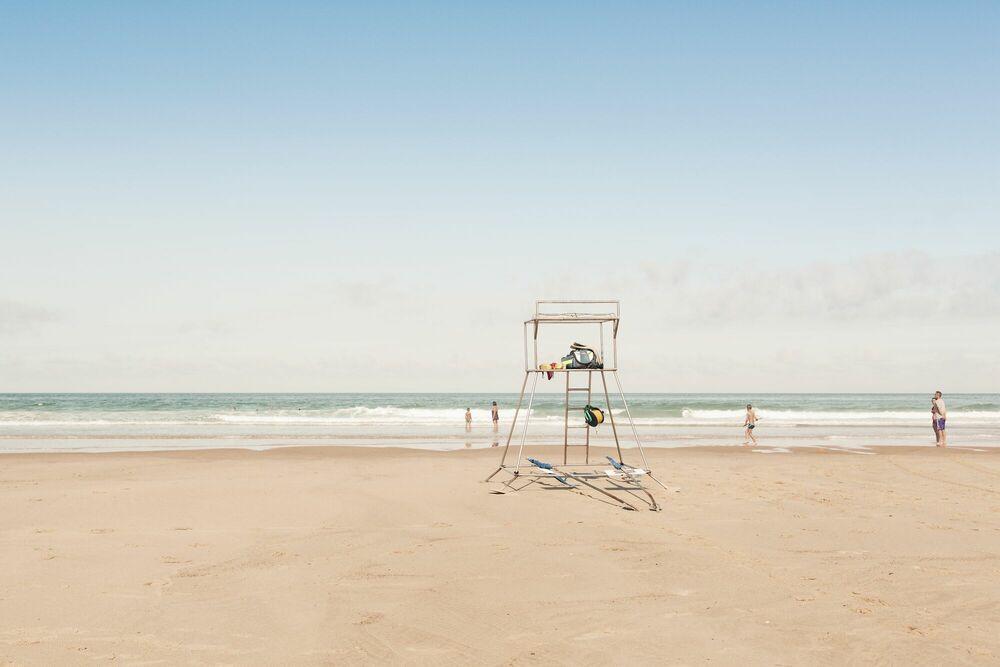 Photographie Summer Beach II - LUDWIG FAVRE - Tableau photo