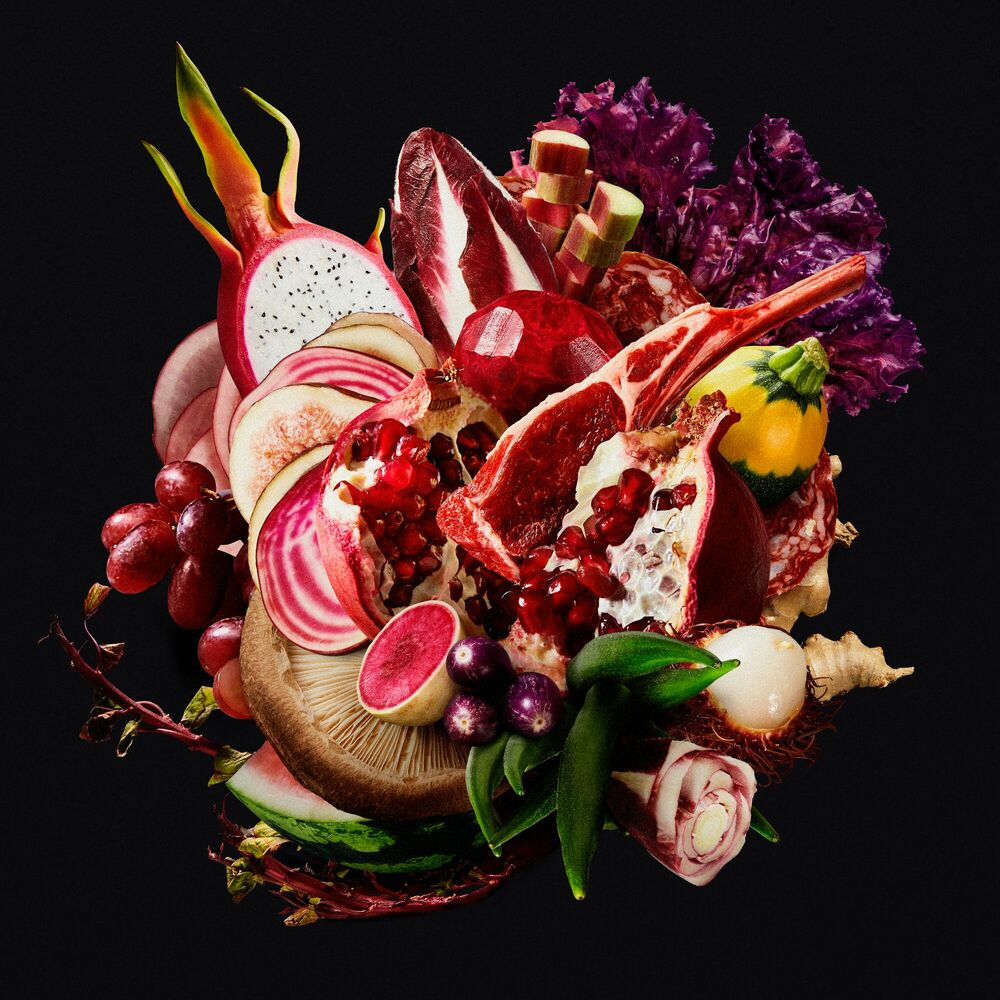 Fotografia FOOD BOUQUET 1 - MAISON ONIGIRI - Pittura di immagini