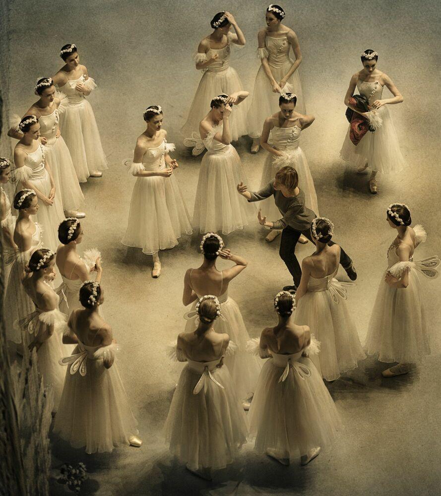 Fotografia Teaching Moment - MARK OLICH - Pittura di immagini