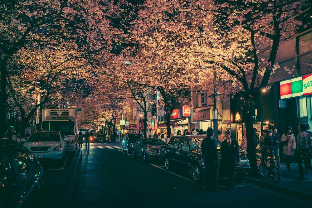 Photographie TOKYO VII - MASASHI WAKUI - Tableau photo