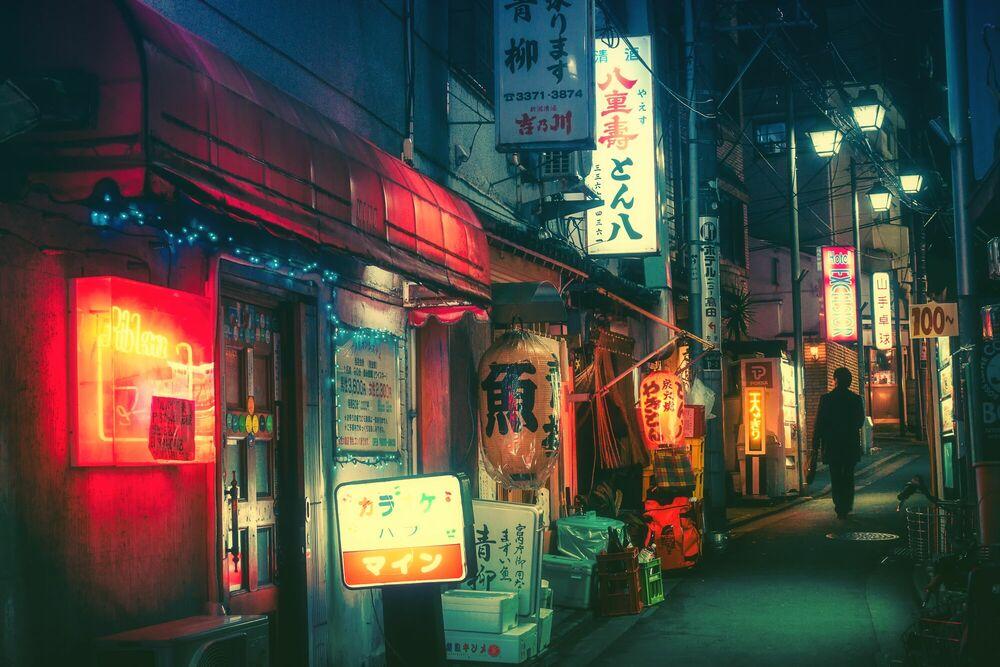 Fotografia TOKYO X - MASASHI WAKUI - Pittura di immagini