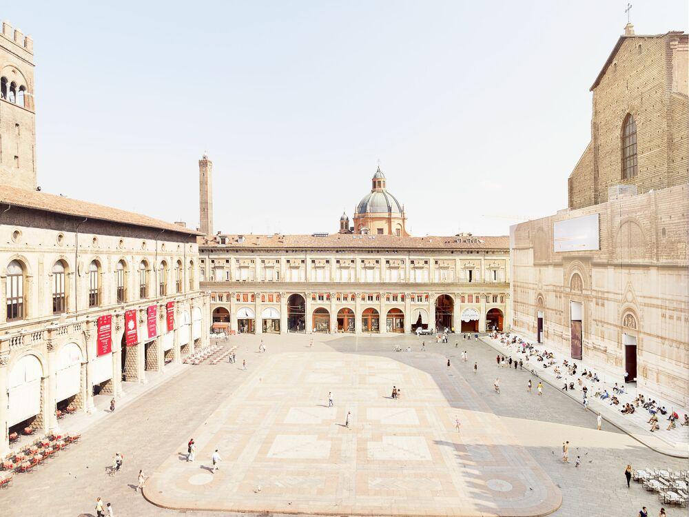Fotografia Bologna 18 - MASSIMO SIRAGUSA - Pittura di immagini