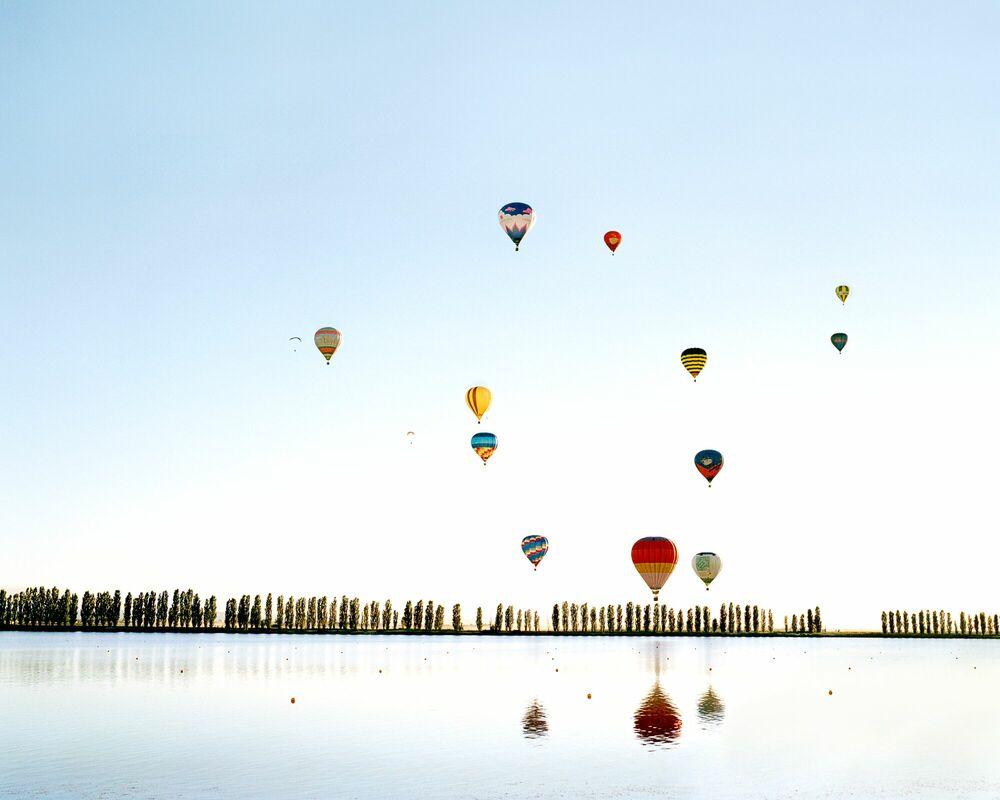Fotografia Mongolfiere - MASSIMO SIRAGUSA - Pittura di immagini