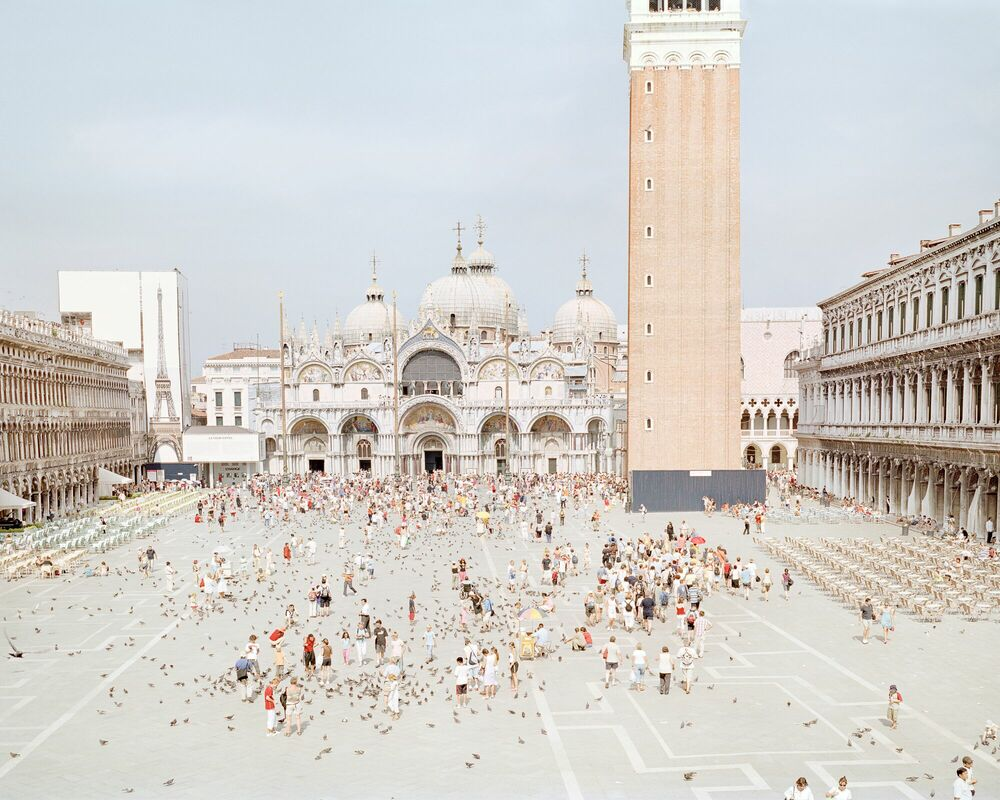 Photographie Venezia - MASSIMO SIRAGUSA - Tableau photo
