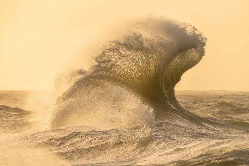 Photographie La danse de l'ocean - MATHIEU RIVRIN - Tableau photo