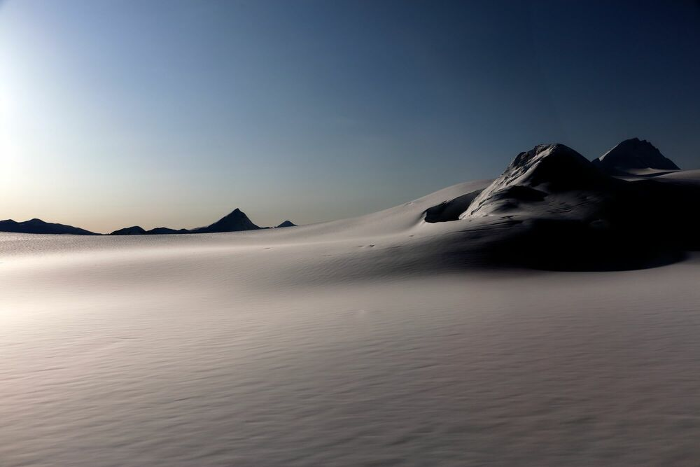 Photographie ISLANDE AU SOMMET - MATTHIEU RICARD - Tableau photo