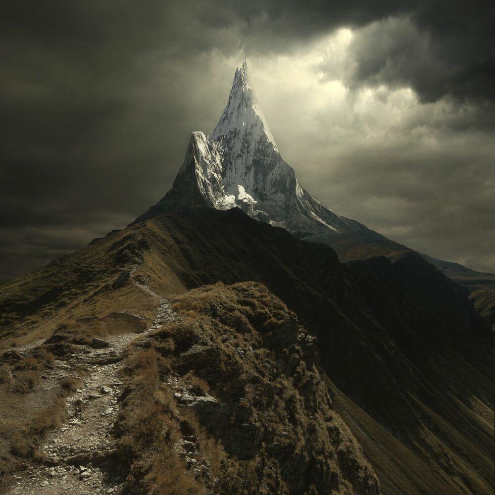 Fotografia Above All - MICHAL KARCZ - Pittura di immagini