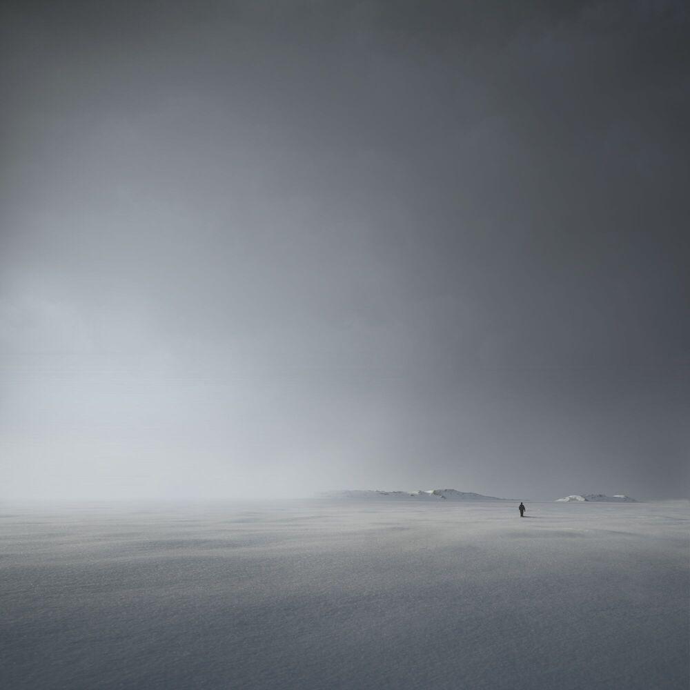 Fotografie Antartic Echoes - MICHAL KARCZ - Bildermalerei