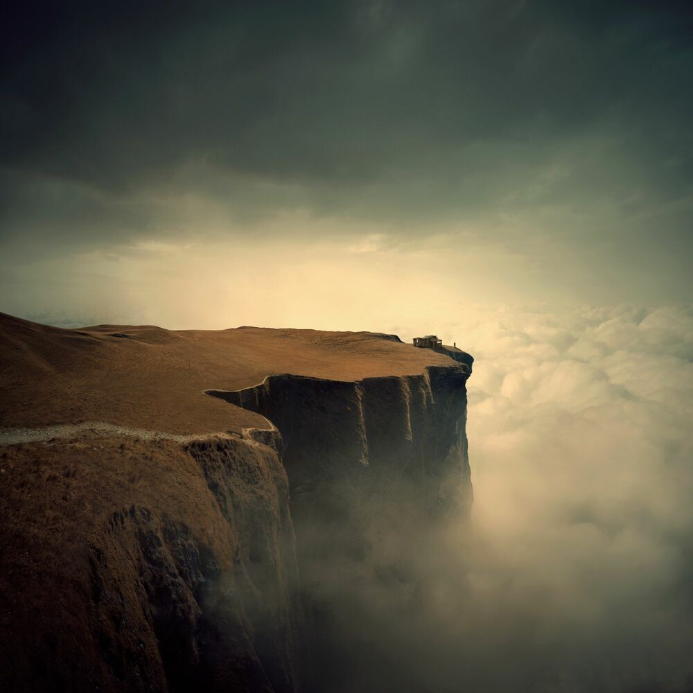 Photographie World's Edge - MICHAL KARCZ - Tableau photo