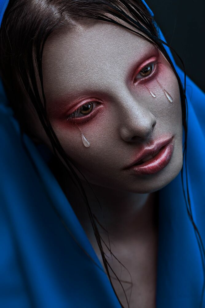Photograph SOME TEARS ARE ETERNAL - MIKEILA BORGIA - Picture painting
