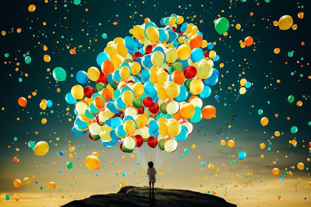 Photograph Rainbow - MINA MIMBU - Picture painting