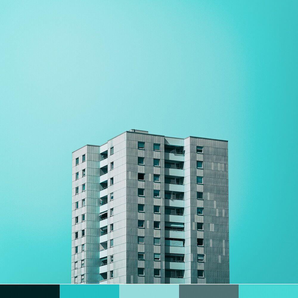 Fotografia Farbraum I - NICK STARK - Pittura di immagini