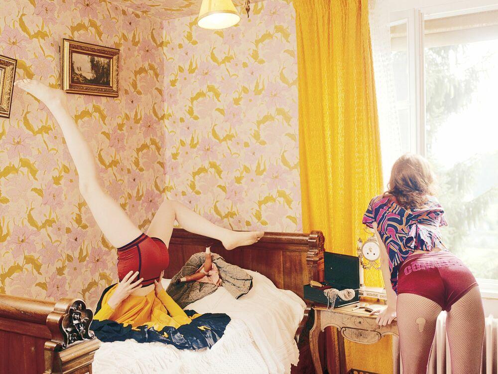 Fotografía WEEKEND EN NORMANDIE - NICOLAS BETS - Cuadro de pintura