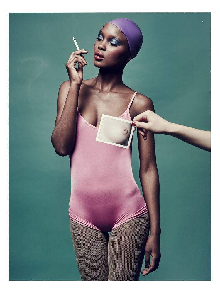 Photographie Free The Nipple - NICOLAS GUERIN - Tableau photo