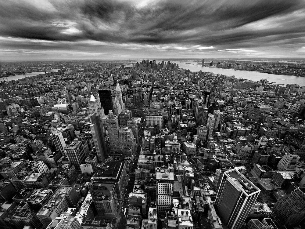 Fotografia Downtown - NINA PAPIOREK - Pittura di immagini