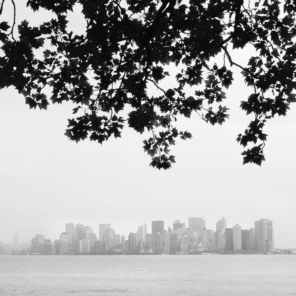 Fotografie Manhattan View - NINA PAPIOREK - Bildermalerei