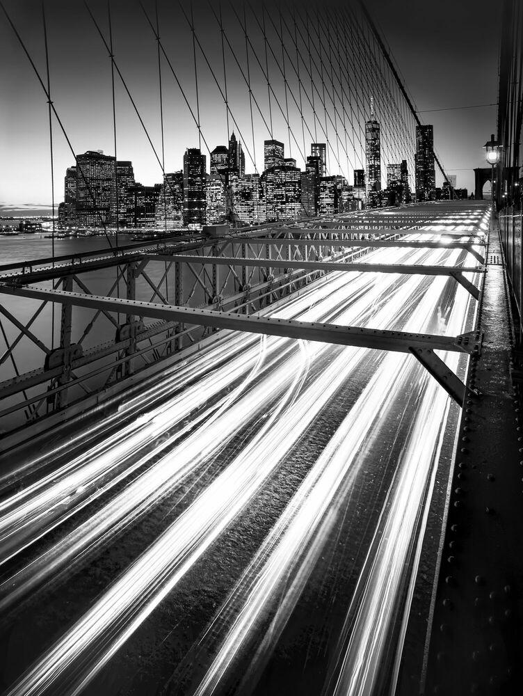 Photograph NYC - NINA PAPIOREK - Picture painting