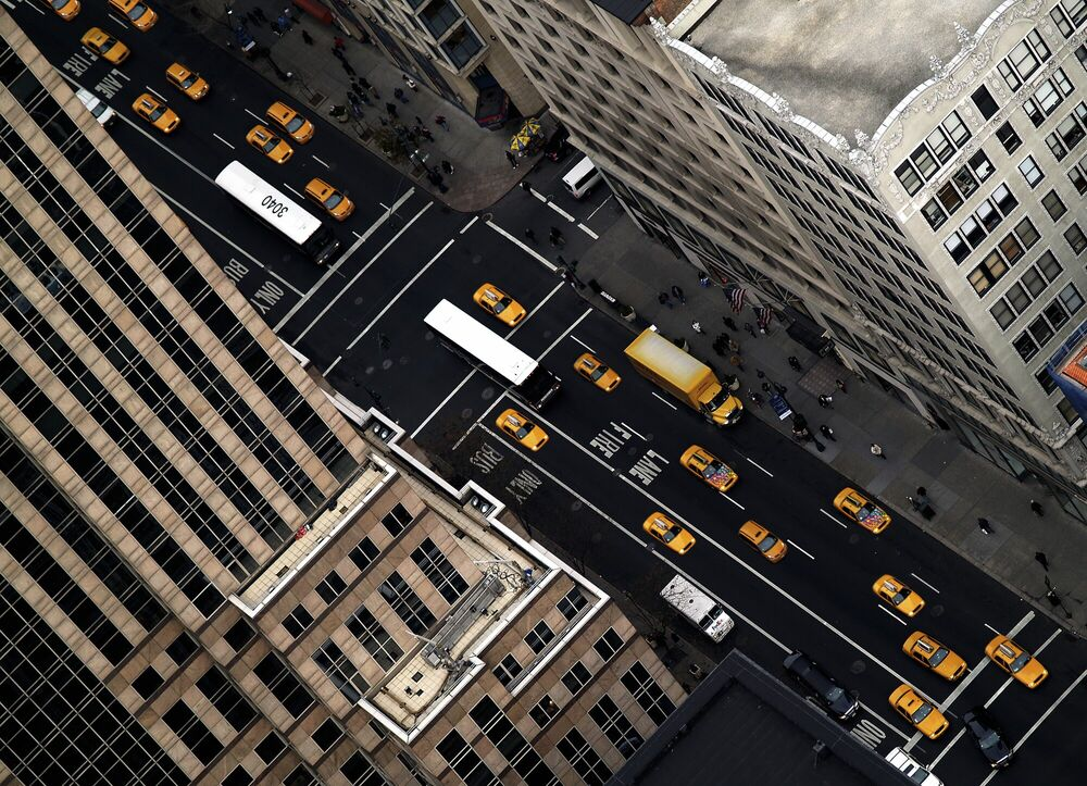 Fotografie Traffic - NINA PAPIOREK - Bildermalerei