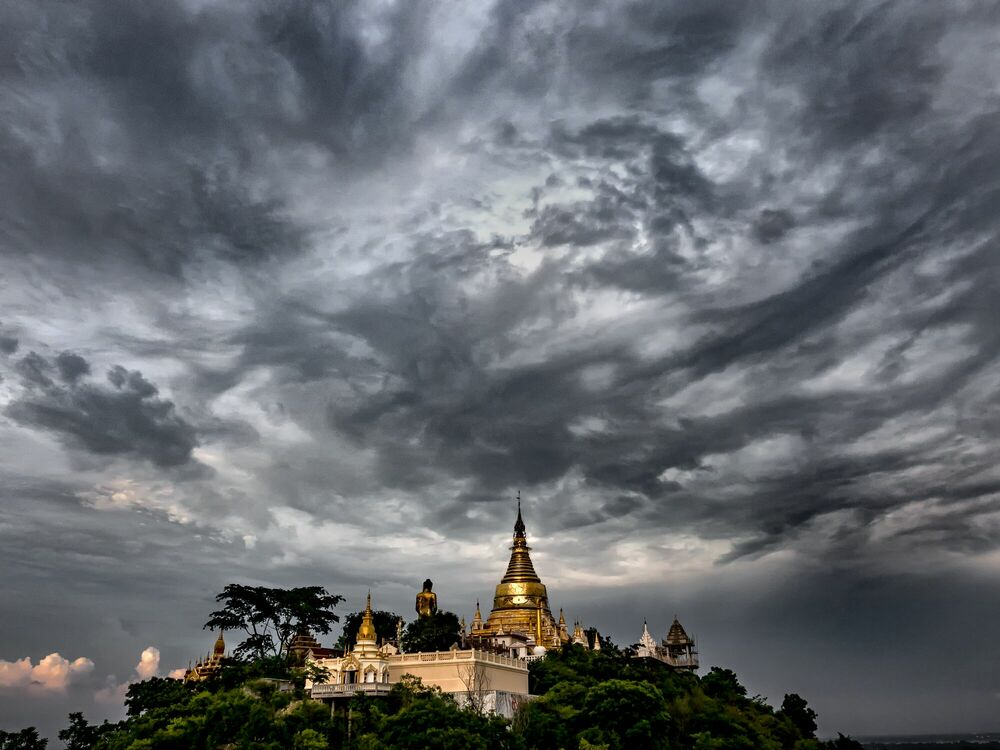 Photograph Sagaing - OLIVIER FOLLMI - Picture painting