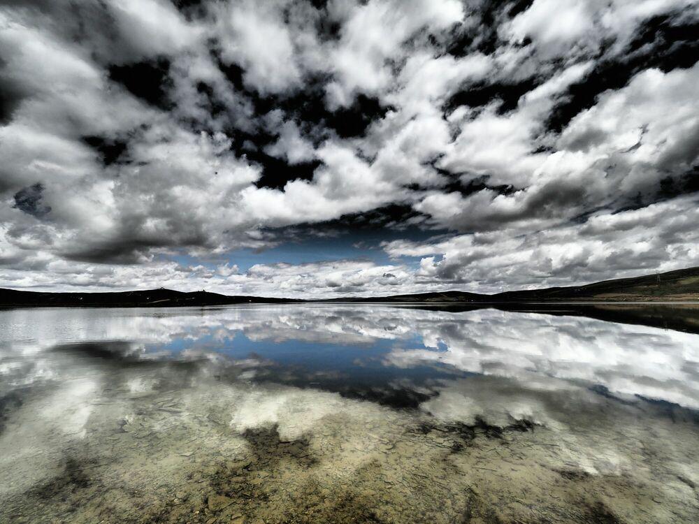 Photographie TIBETAN PLENITUDE - OLIVIER FOLLMI - Tableau photo