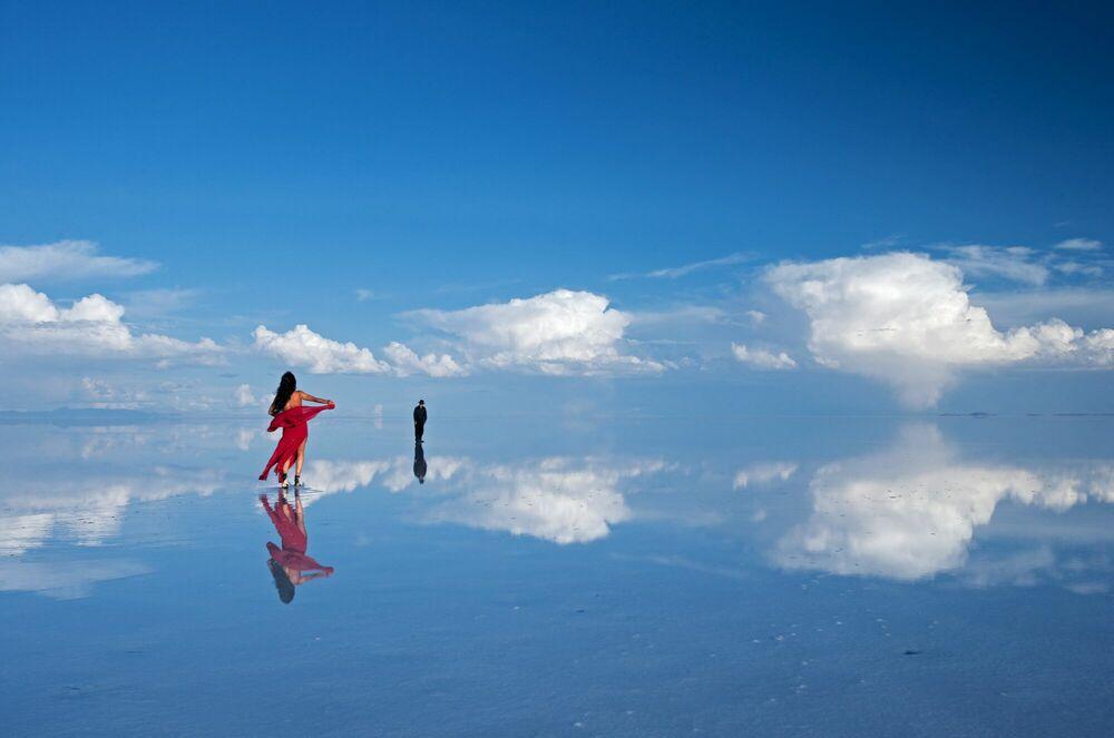 Photograph Uyuni 1 - OLIVIER FOLLMI - Picture painting