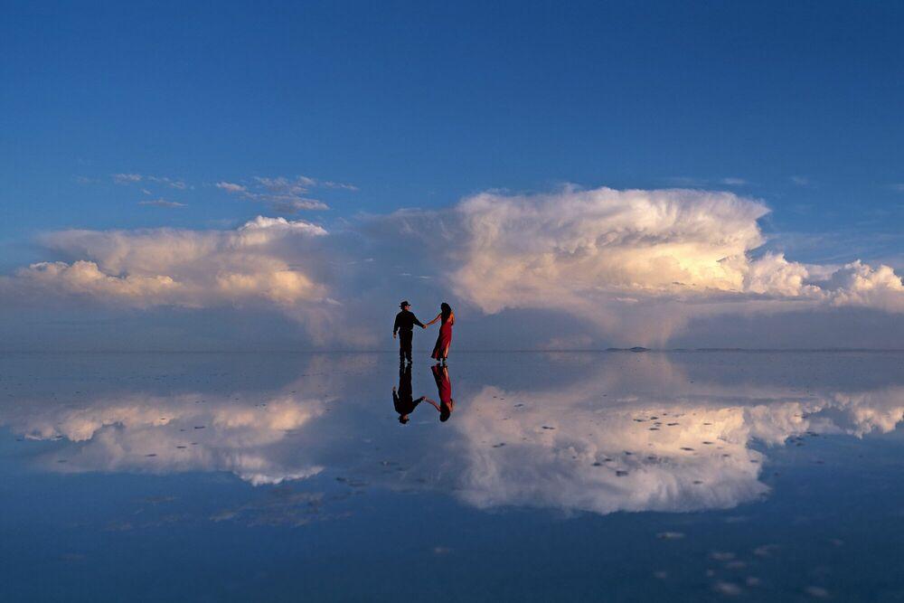 Fotografie Uyuni 2 - OLIVIER FOLLMI - Bildermalerei